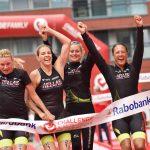 Triteam Rotterdam en Hellas Utrecht landskampioenen triathlon